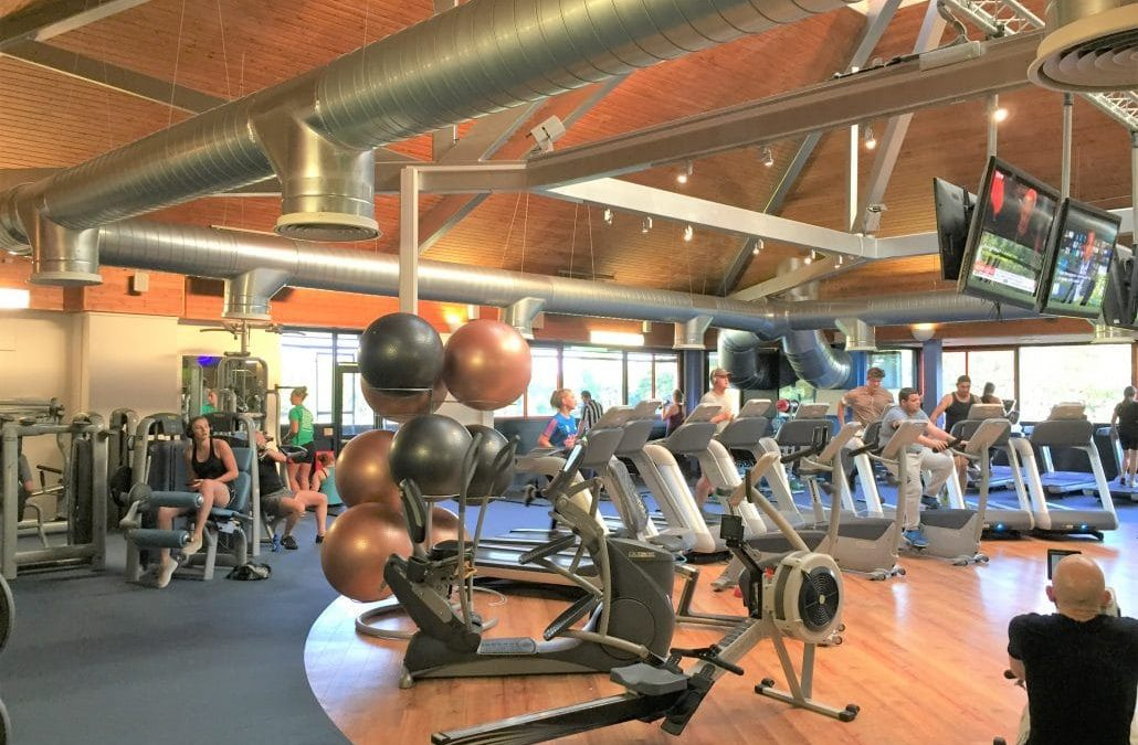 Olympiad Leisure Centre – 90% Energy Reduction