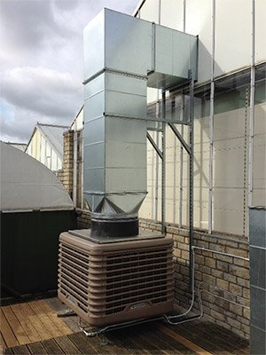 SMARTech Heating & Cooling installed Real-Time Energy Monitoring equipment into Whitehall Garden Centre