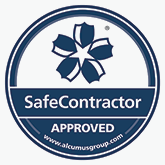 SafeContractor Approved logo – SMARTech Electrical Services