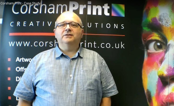 SMARTech Electrical Services testimonial – Chris Perry, Corsham Print